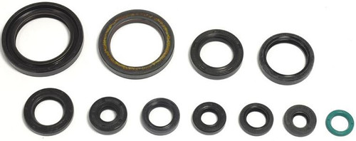 HONDA CRF250R CRF250X 2004-2017 ENGINE OIL SEAL KITS ATHENA