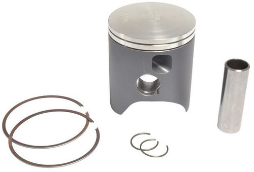 SUZUKI RM250 PISTON KIT RINGS 66.34mm WOSSNER PARTS 2000-2002