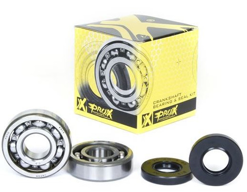 KAWASAKI KX65 MAIN BEARING & CRANK SEAL KIT PROX 2000-2018