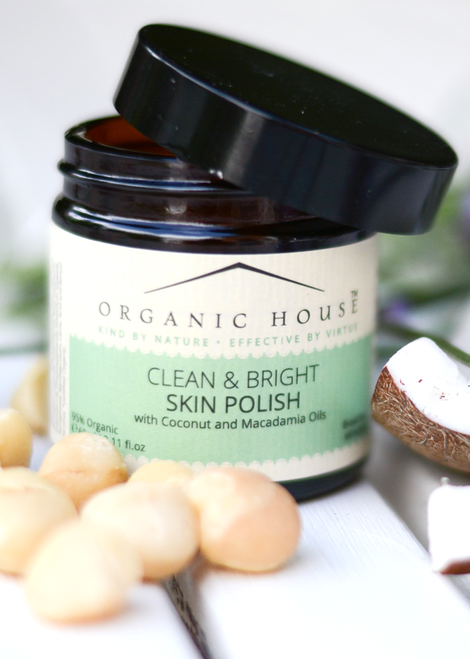 Clean & bright skin polish