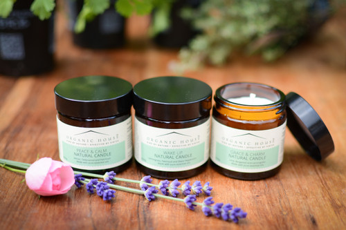 Natural soy wax aromatherapy Candles