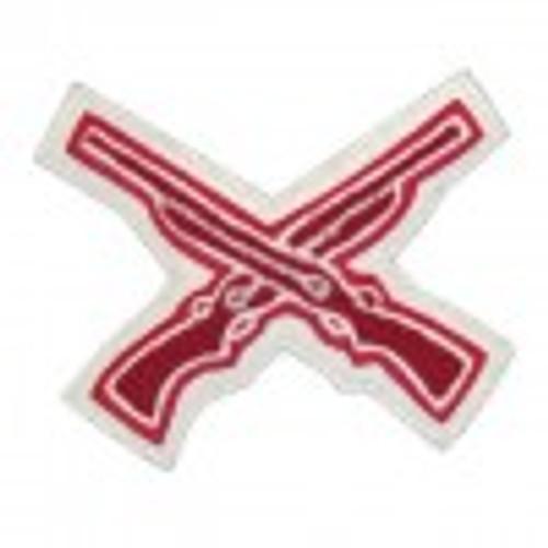 Crossed Rifles