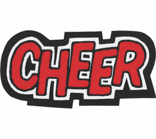 Cheer tsrp letter jackets loose patch orders only cheer altavistaventures Gallery