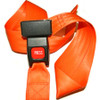 "Biothane G2 ""Wipe-Clean"" Stretcher Strap 7 foot 2 piece with Metal Buckle"