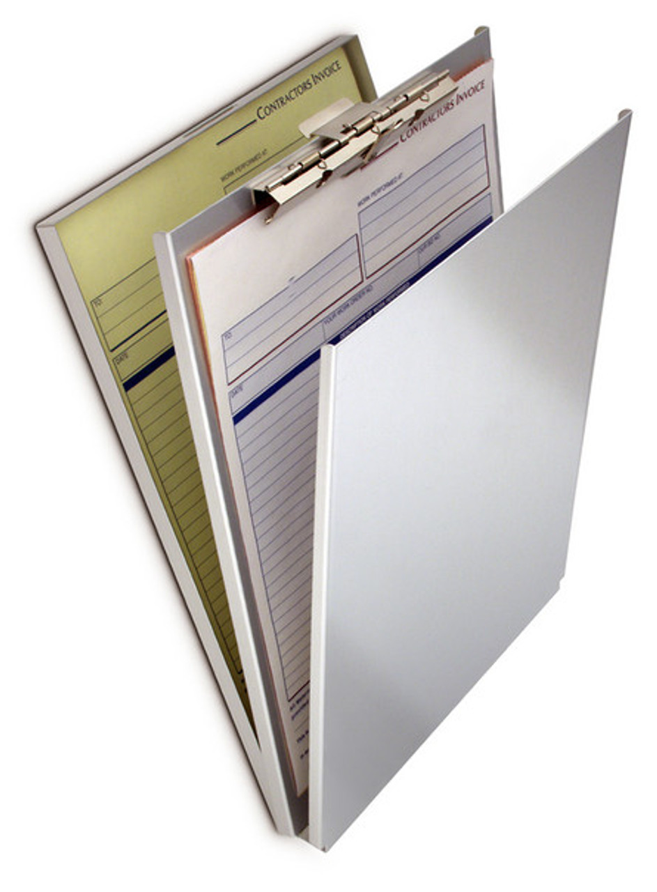 Style A Clipboard - 8.5''x14'' by Saunders