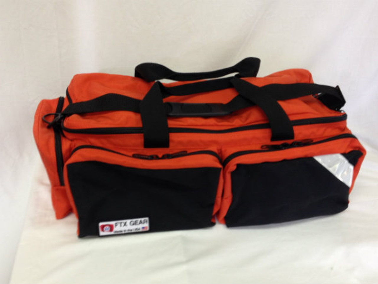 Dual Front Pocket Airpack Orange
