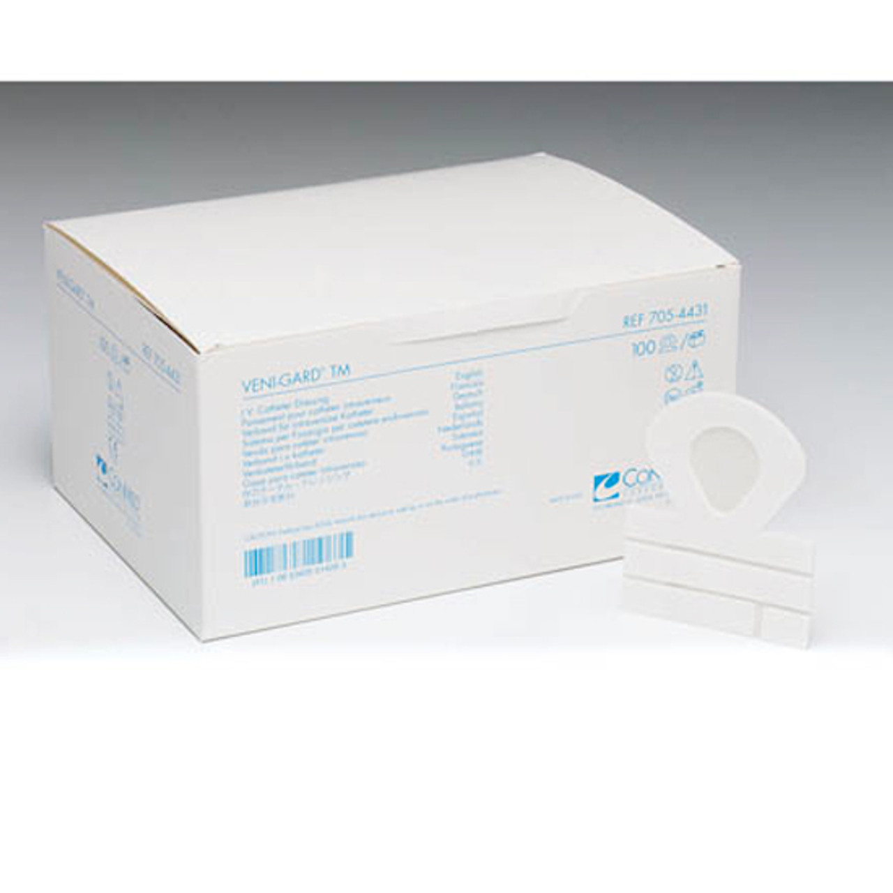 Veni-Gard I.V. Site Dressing - 100 per Box