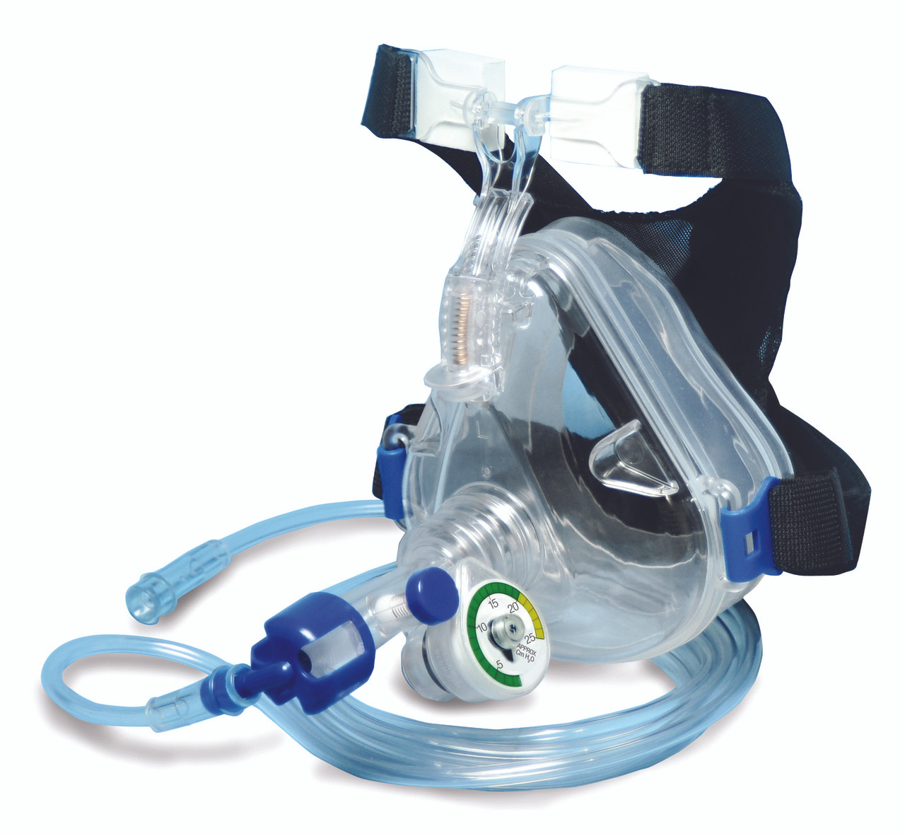 Flow-Safe2 Deluxe CPAP System with Manometer by Mercury Medical