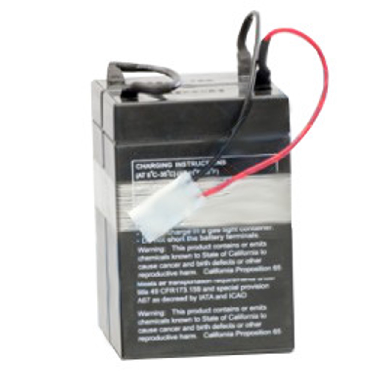 Replacement Battery for 64000 Series SSCORT-3 Suction