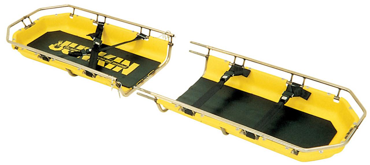 Break-Apart Plastic Stokes-type Stretcher