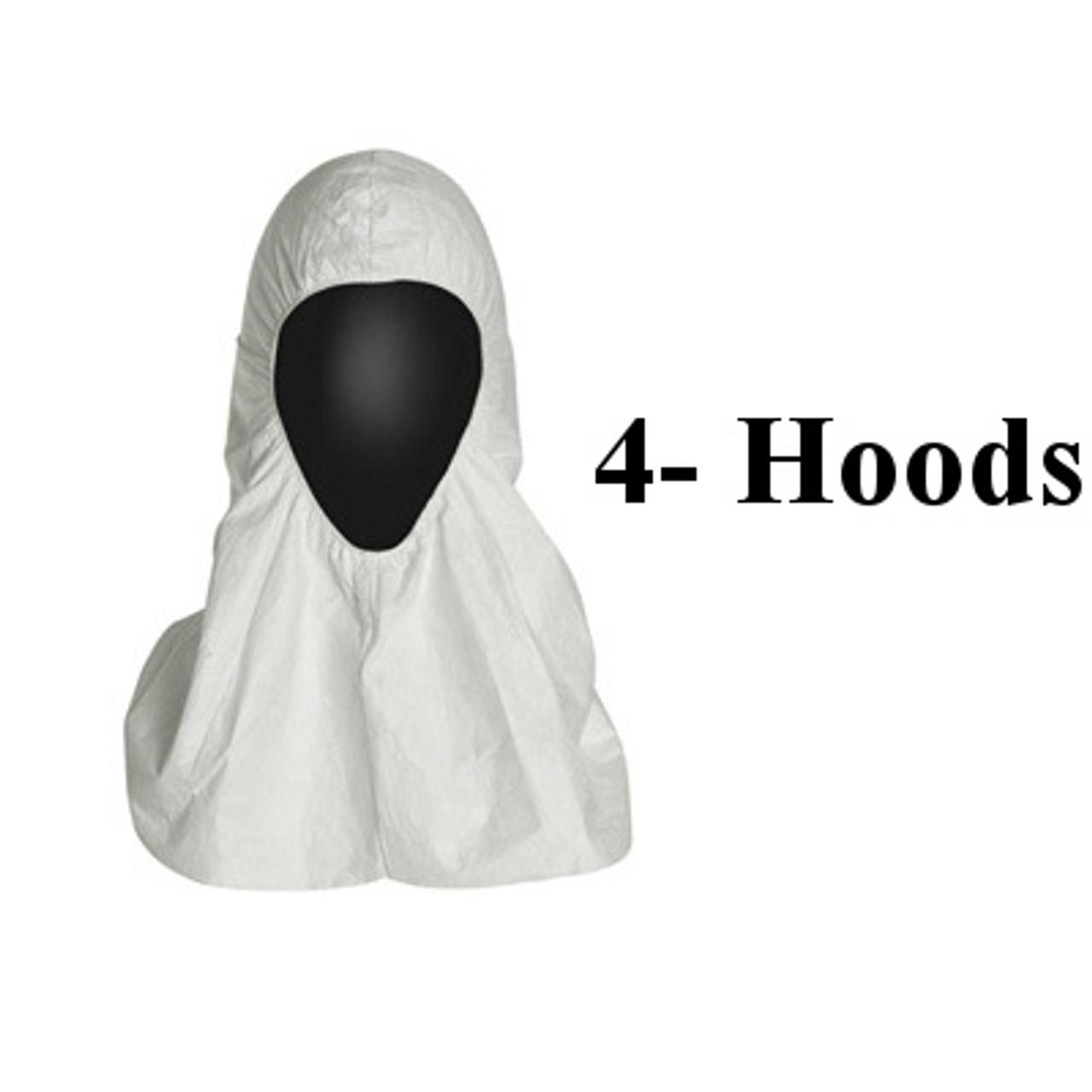 Tyvek Hoods