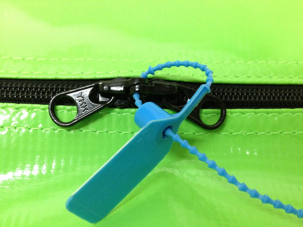 Sealing Zippers