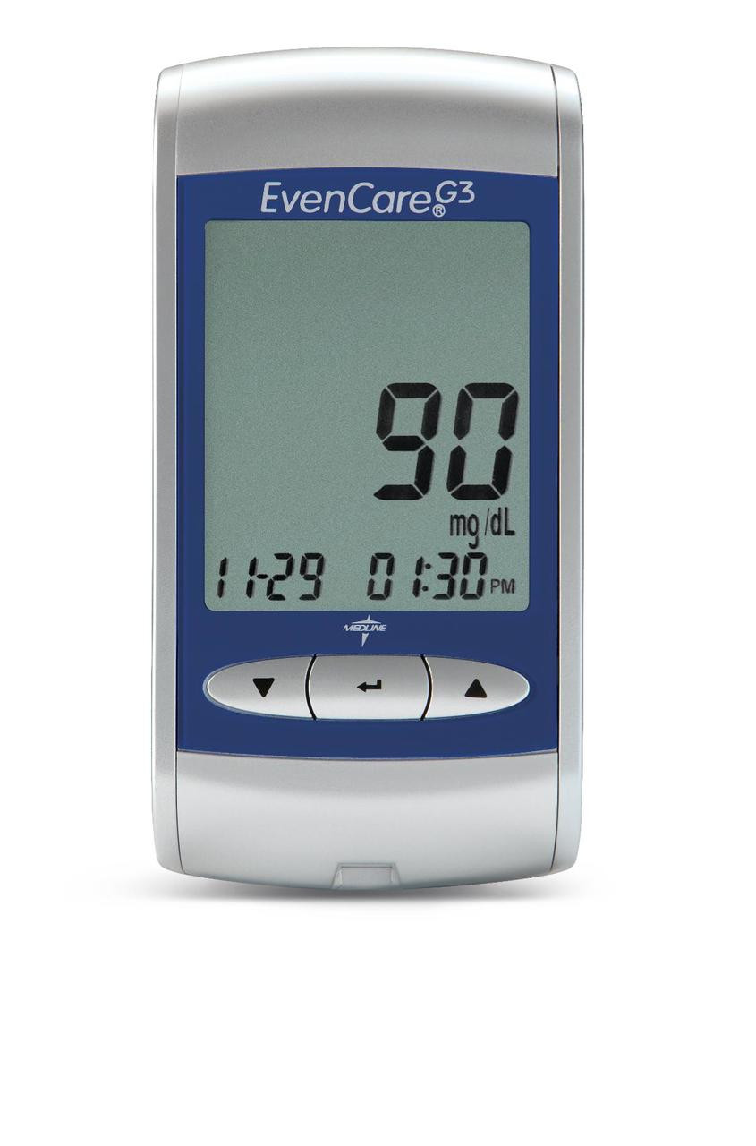 EvenCare G3 Professional Blood Glucometer