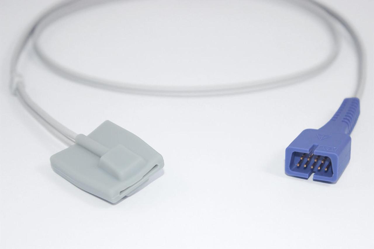 Pediatric Soft-Boot SpO2 Pulse Oximeter Sensor - Nellcor Oximax Compatible