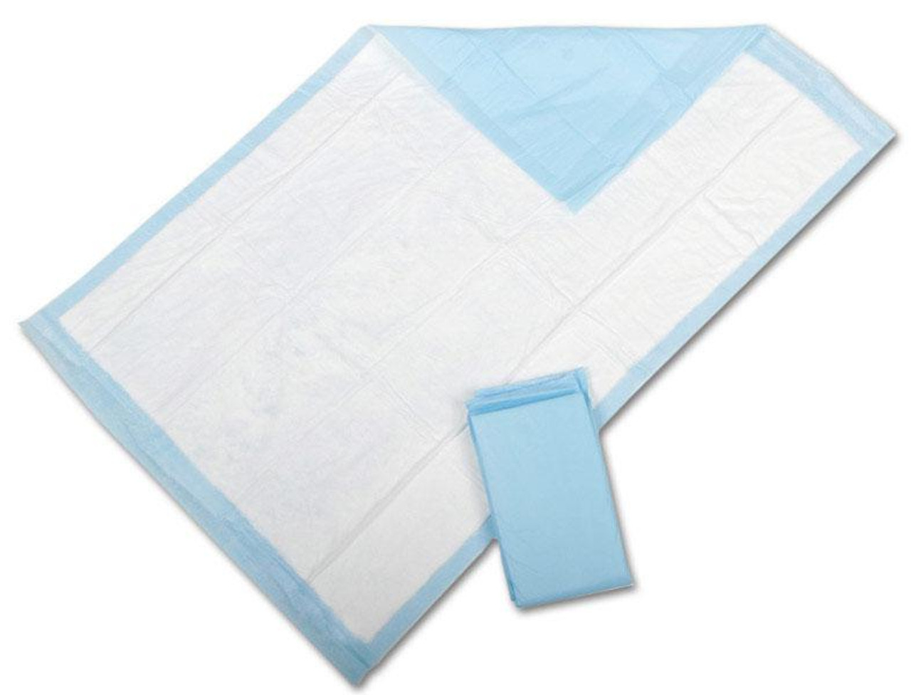"""Chux Disposable Underpads 23"""" x 36"""" - 10/Pack"""