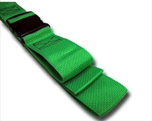 Economy Backboard Strap 5 Foot  - 2 Piece