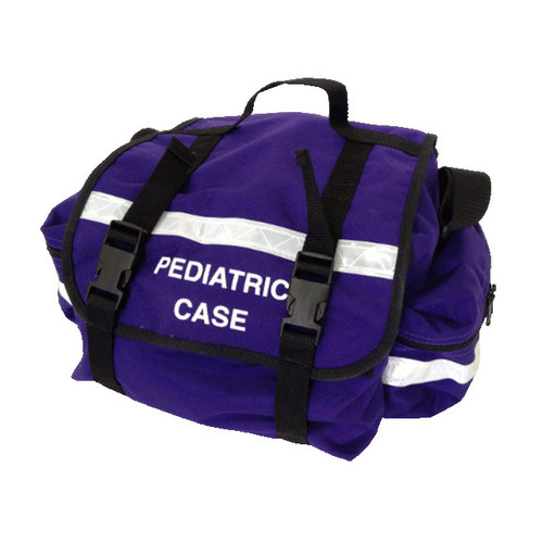 Purple Pediatric Equipment  Bag