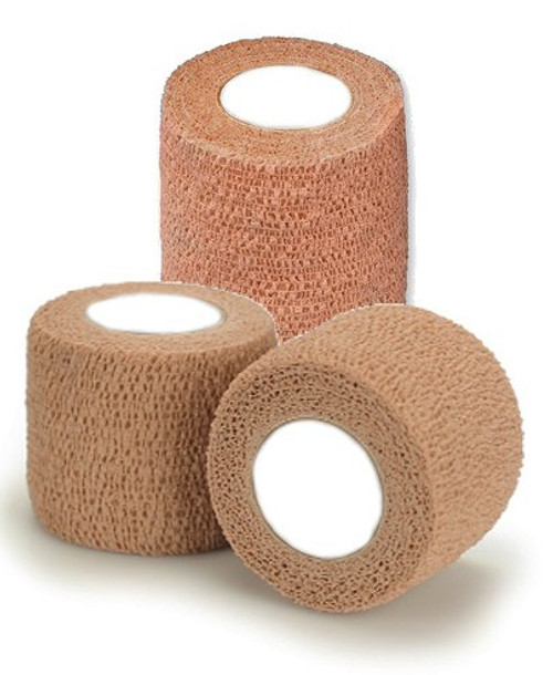 Co-Lastic Self-Adhering Elastic Bandage - Various Sizes