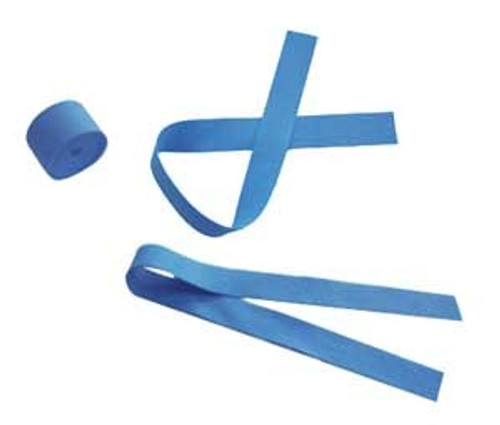 Tourniquet, Blue Latex-Free - 25 per Pack