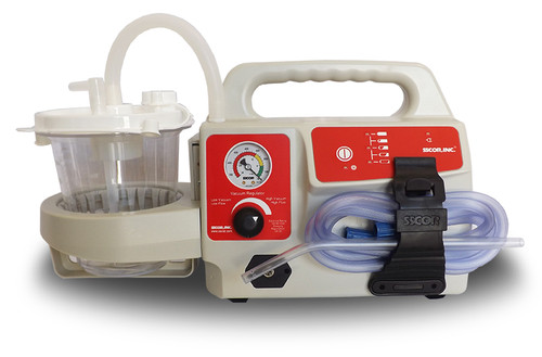 SSCOR VX-2 Portable Suction Unit