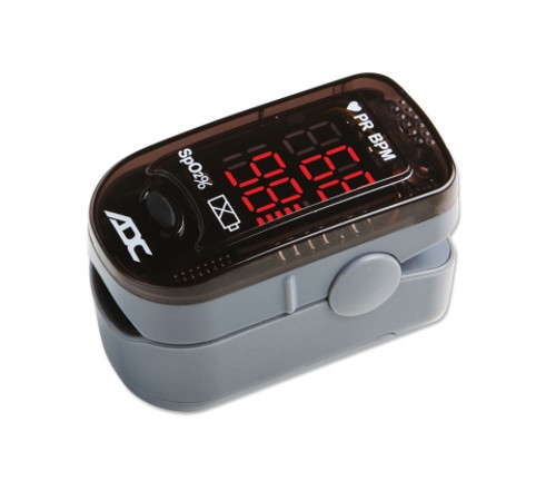 Fingertip Pulse Oximeter by ADC