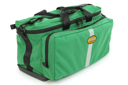 Trauma/Oxygen Bag - Green or Royal Blue
