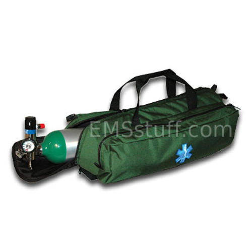 Stocked - Oxygen Duffle with Outside Pocket