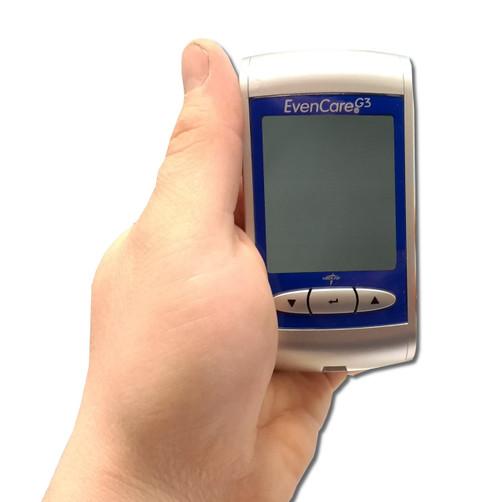 EvenCare G3 Professional Blood Glucometer