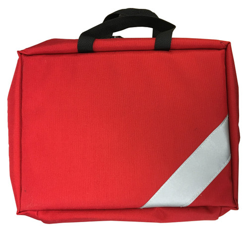 ALS Drug Module with Zipper - Red