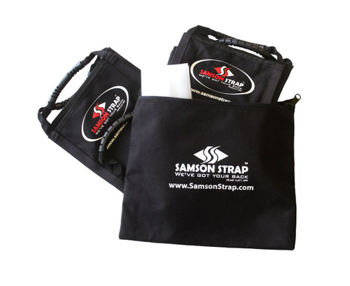Samson Lift-Assist Straps - EMS Set