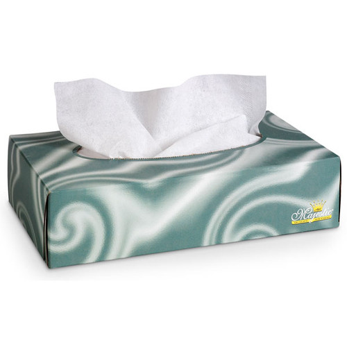 Facial Tissues - Large - Individual Box