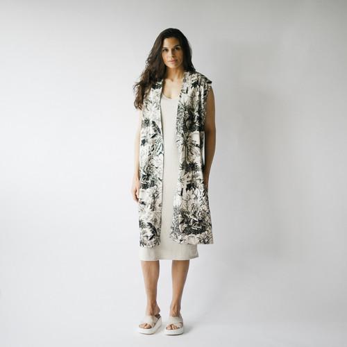 Floral Tilly Vest