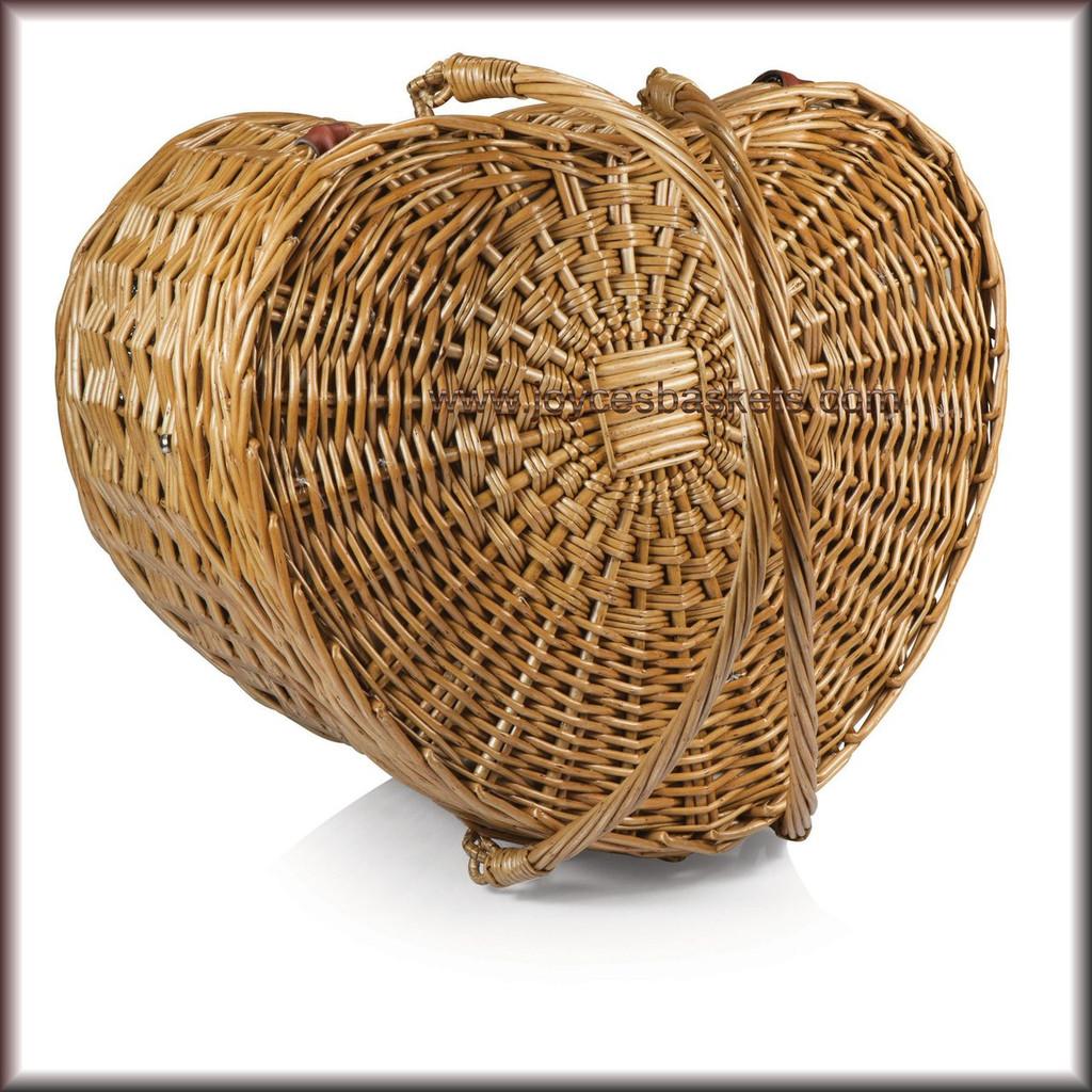 Heart Picnic Basket delivery Miami Florida