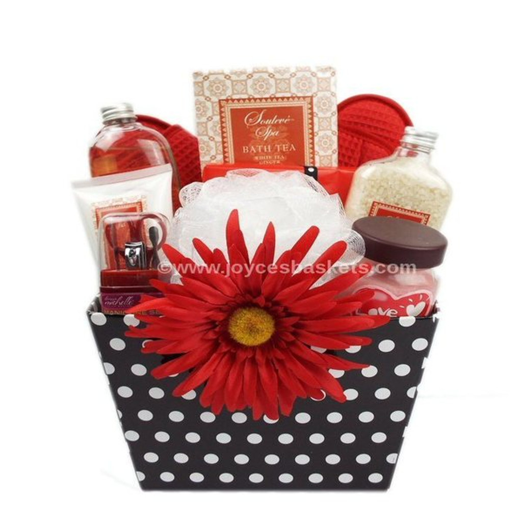 Relax and Enjoy - Women Spa Gift