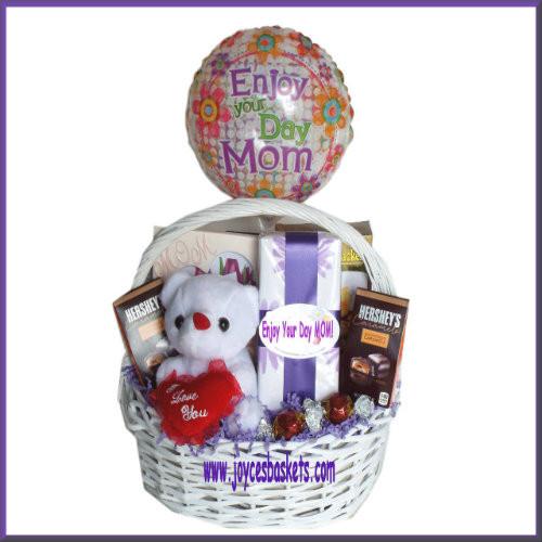 Enjoy Your Day - Mom's Birthday Gift Basket