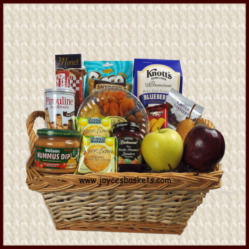 Kosher Get Well - Gift Basket