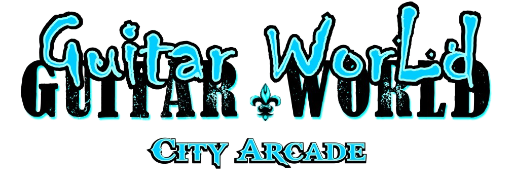 Guitar World City Arcade