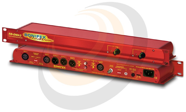Dual Digital Microphone Amplifier - Image 1