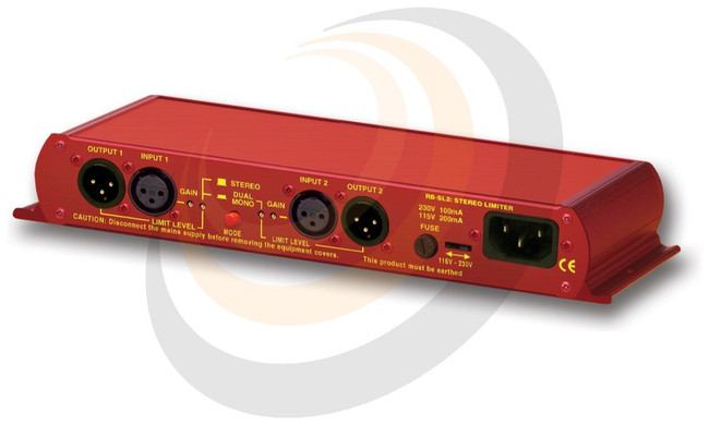 Twin Mono, Or Stereo, Limiter - Image 1
