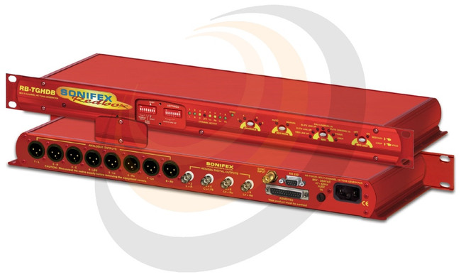 Multi-channel HD Tone Generator, BNC Outputs - Image 1