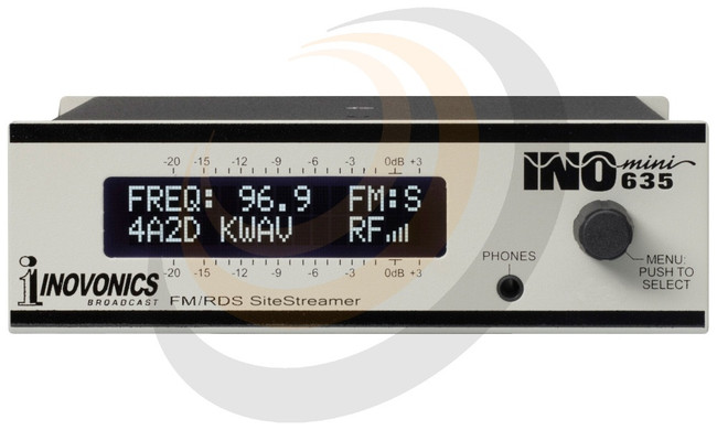 INOmini FM/RDS SiteStreamer with Web Interface - Image 1