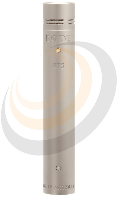 """NT5 - Compact 1/2"""" cardioid condenser microphone. - Image 1"""