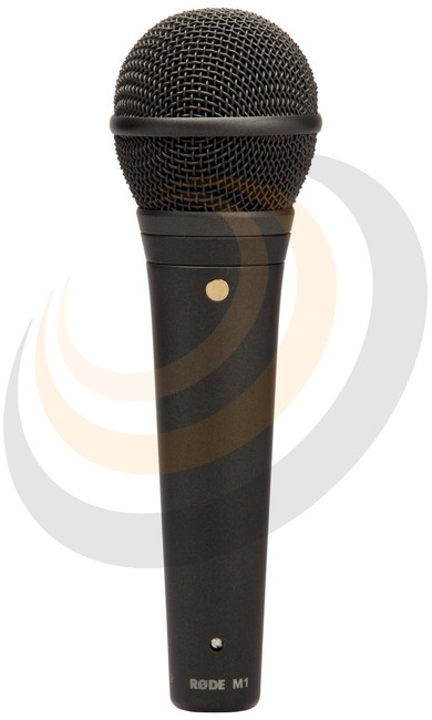 M1 - Live performance cardioid dynamic microphone - Image 1
