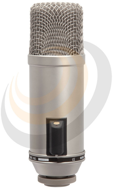 "Broadcaster - Precision 1"" broadcast cardioid condenser microphone - Image 1"
