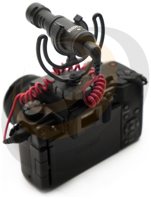 VideoMicro - Compact light-weight on-camera microphone - Image 1