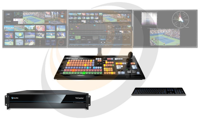 TriCaster TC1 BASE Bundle - Image 1