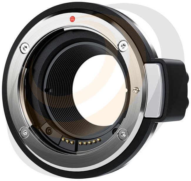Blackmagic URSA Mini Pro EF Mount  - Image 1