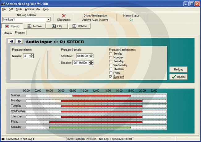 Net-Log-Win Windows Software - 2 Stream License - Image 1