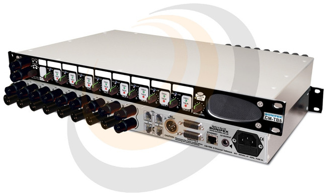 Talkback Control Unit, 8 Channels of 4 Wire Comms - Image 1