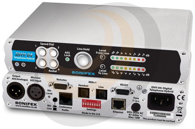 Digital TBU, AES/EBU, Analogue, Ethernet, Free Standing - Image 1